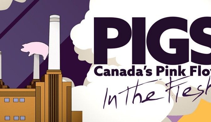 PIGS: Canada's Pink Floyd Tribute