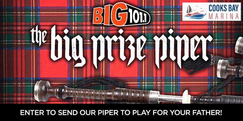 The BIG Prize Piper