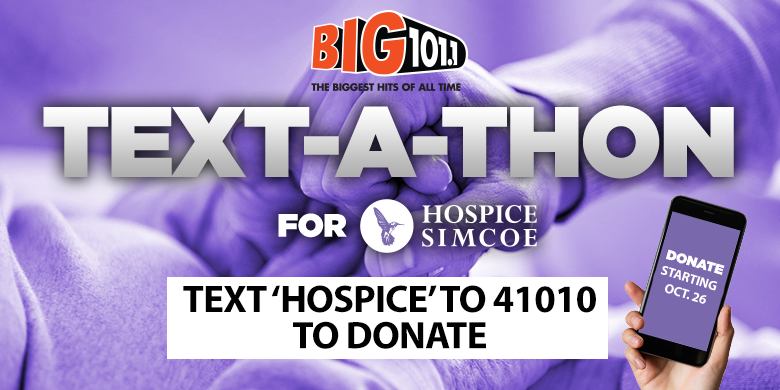 The BIG Text-A-Thon