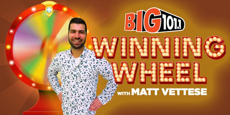 Big Winning Wheel