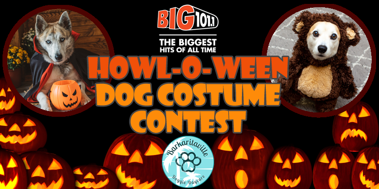 BIG 101's Howl-O-Ween Costume Contest